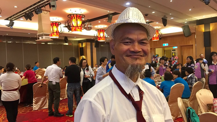副總幹事林敏華